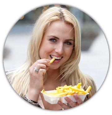 chips girl
