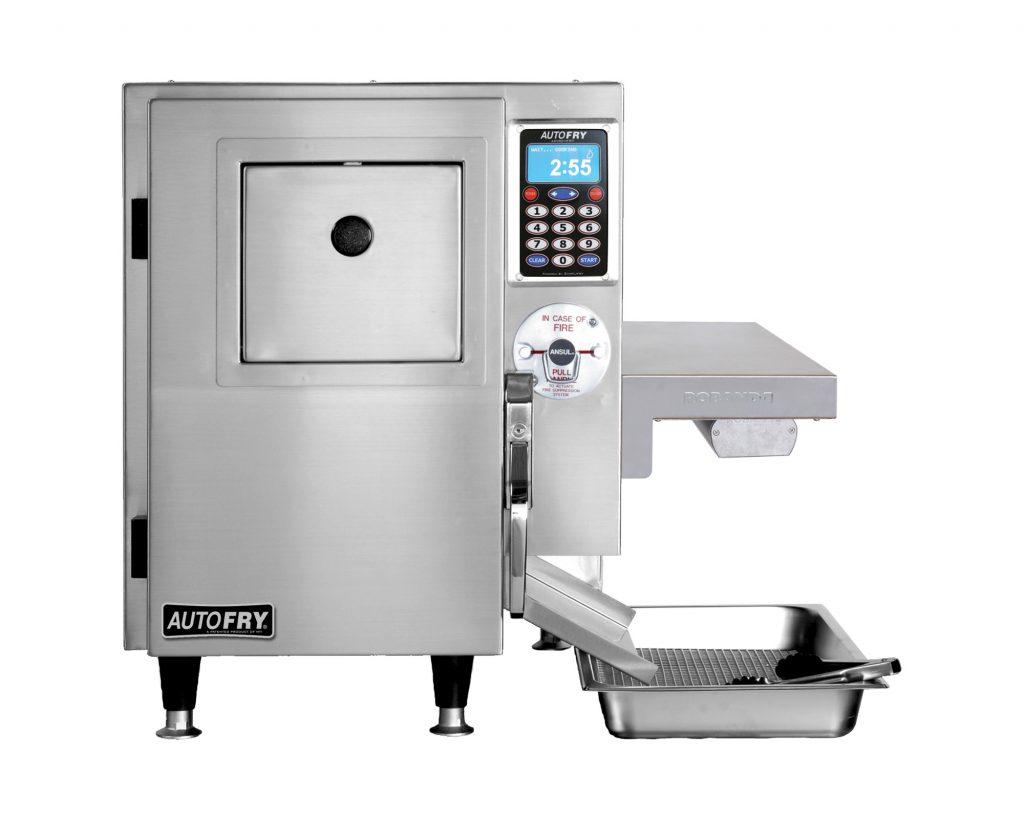 AutoFry MTI-10X